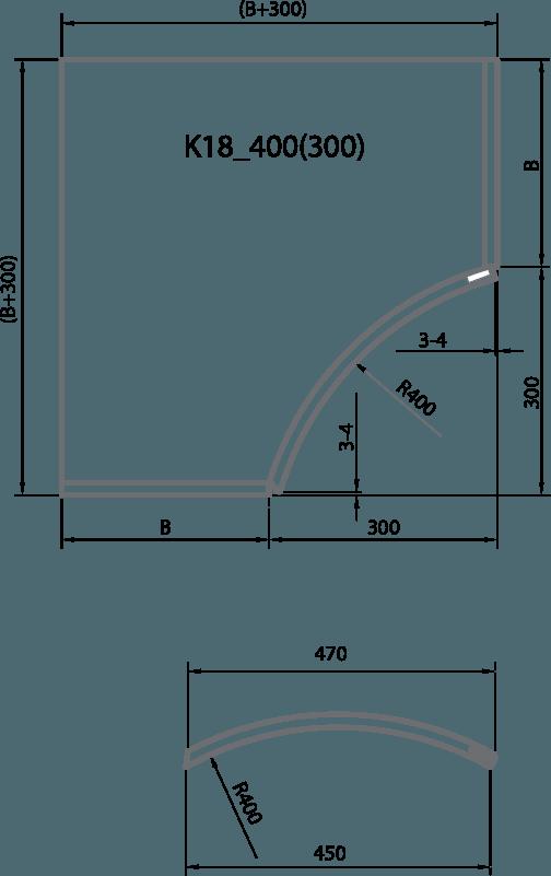 гнутые фасады